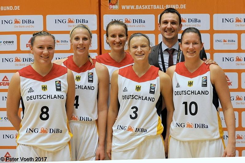 Neues von der Nationalmannschaft - BC Basketball-Club Marburg e.V. on