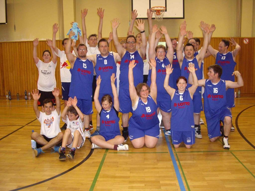 Teams-BehindertengruppeErwachsene