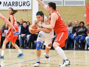 BC Marburg gegen Avides Hurricanes aus Rotenburg