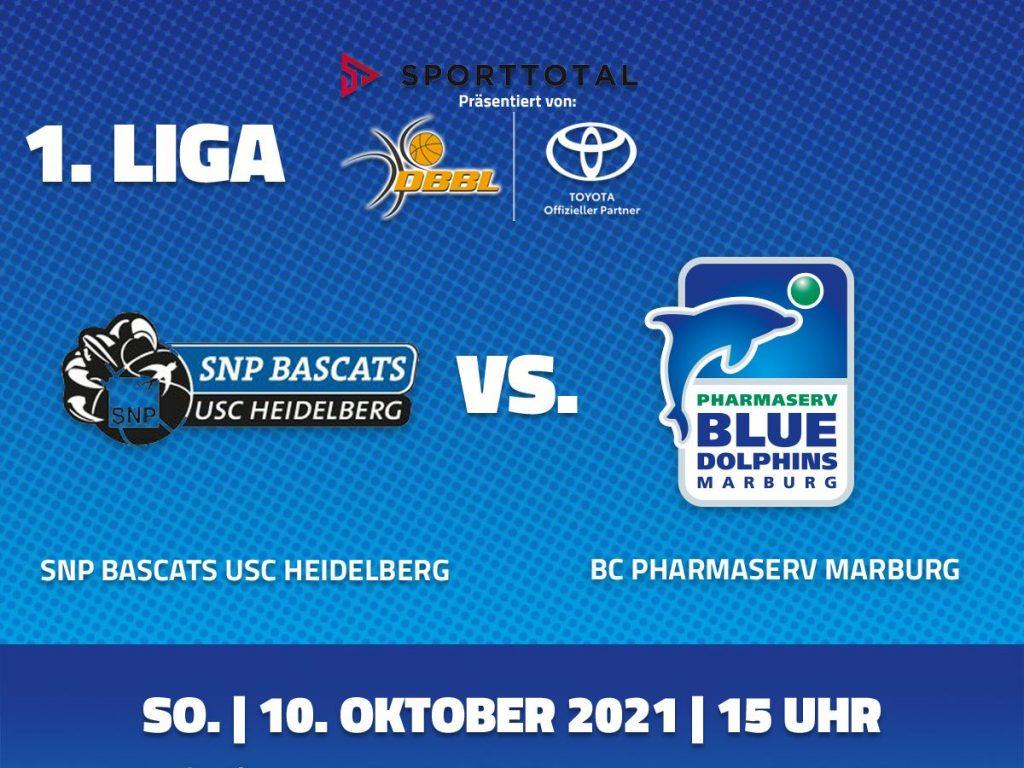 Auswärtsspiel in Heidelberg
